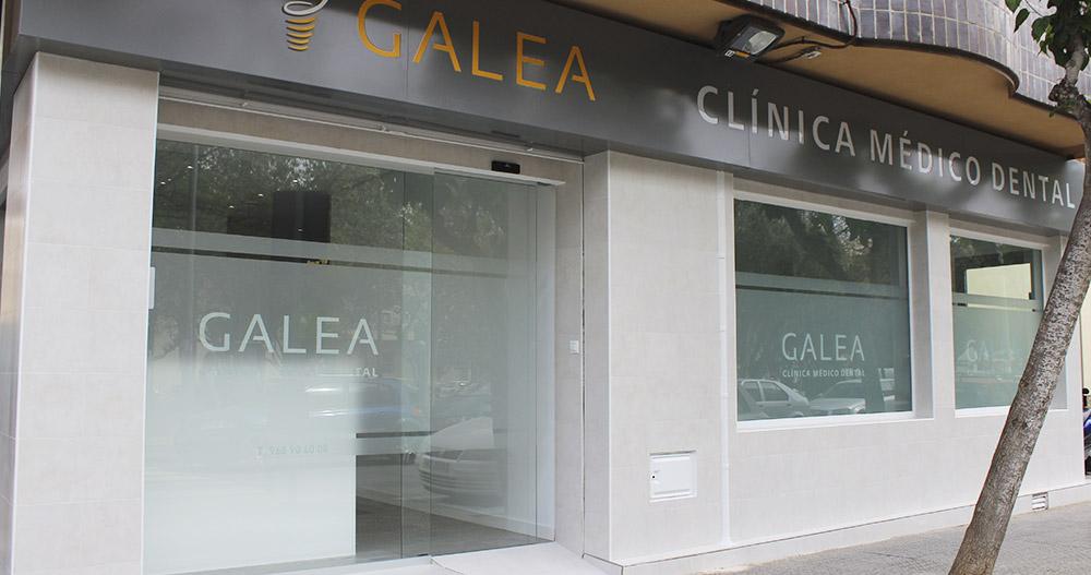 Clínica Médico Dental Galea